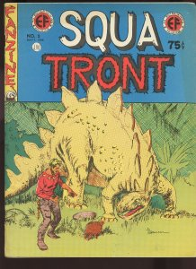 SQUA TRONT (1967) #2  - 1st printing - Published 1968 by Jerry Weist - Hi-Grade!