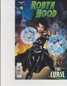 Robyn Hood The Curse #3 Cover A Zenescope Comic GFT NM Riveiro