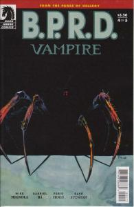 B.P.R.D.: Vampire #4 VF/NM; Dark Horse | save on shipping - details inside
