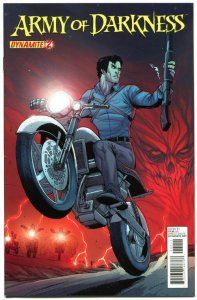 ARMY OF DARKNESS #2, VF/NM, 2012, Vol 3, Horror, Evil Dead, more AOD in store