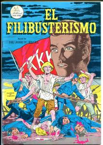 Filibustermismo 1970's-Phillippine edition-English language-52 pages-VG