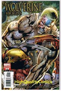 WOLVERINE : ORIGINS #2, NM+, Daniel Way, Variant, 2006, more in store