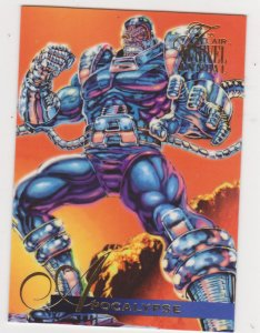 1995 Flair Marvel Annual #45 Death of Apocalypse