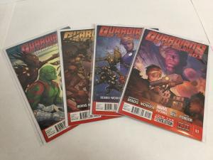 Guardians Of The Galaxy 0.1 1-3 Lot Set Run Nm Near Mint Marvel Comics A50