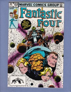 Fantastic Four #253 NM- Marvel 1983