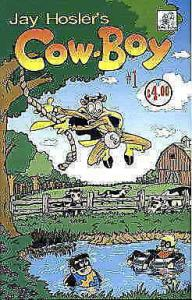 Cow-Boy #1 VF/NM; Ogre | save on shipping - details inside