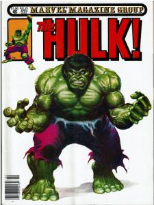 Rampaging Hulk #26 (1977 Magazine) VF