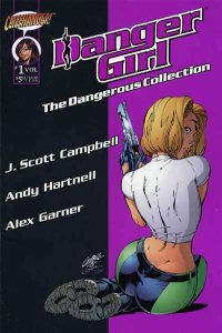 Danger Girl (1997 series) The Dangerous Collection #1, NM (Stock photo)