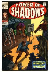 Tower of Shadows #3 comic book-MARVEL HORROR-Nice copy