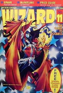 Wizard: The Comics Magazine #11 VF; Wizard | save on shipping - details inside