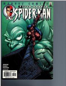 Peter Parker: Spider-Man #44 (2002)