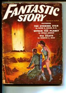 Fantastic Story-Pulps-Winter/1952-L. Sprague de Camp-Mack Reynolds