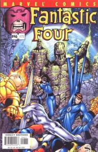 Fantastic Four (1998 series) #46, NM (Stock photo)