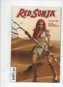 RED SONJA #24 E, NM-, She-Devil, Vol 4, Photo cv, 2017 2018, more RS in store