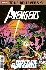 True Believers Avengers Rocket Raccoon #1 (Marvel, 2019) NM