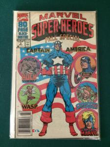 Marvel Super-Heroes #3 Fall Special