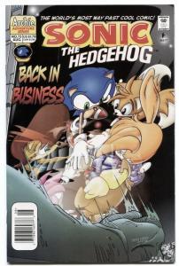 SONIC THE HEDGEHOG #73 1999-ARCHIE COMICS-SEGA