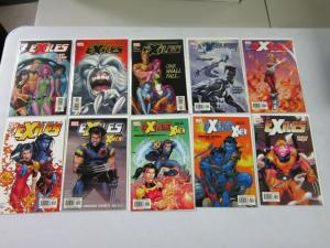 Terminator Lot, (25 Different) 8.0/VF