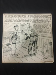 Ed Dodd Back Home Again Original Newspaper Comic Art 10/8/36