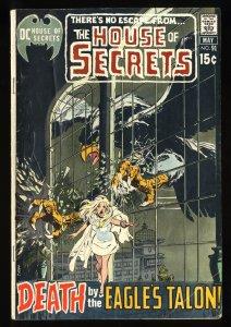 House Of Secrets #91  DC Comics