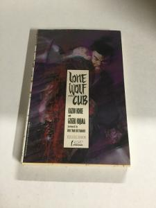 Lone Wolf And Cub Book 1 Nm Near Mint First Publishing SC TPB
