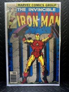 Iron Man #100 | Comic Book Cover | 11x17 Poster Print