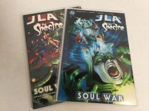 JLA The Spectre 1-2 Lot Set Run Nm Near Mint DC Comics A48