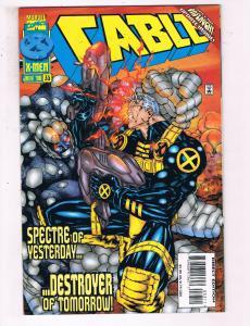 Cable #33 VF Marvel Comics Comic Book X-Men July 1996 DE22