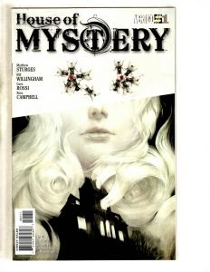 Lot Of 10 House Of Mystery DC Comic Books # 1 2 3 4 5 6 7 8 9 10 Horror Fear JC2