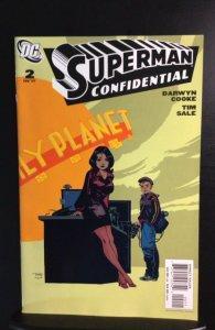 Superman Confidential #2 (2007)
