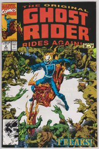 The Original Ghost Rider Rides Again #2 (F)