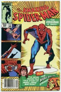 Amazing Spider-man 259 Dec 1984 VF+ (8.5)