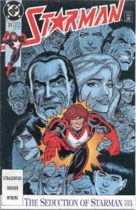 Starman (1988 series) #33, NM (Stock photo)