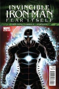Invincible Iron Man (2011 series) #509, NM + (Stock photo)