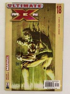 Ultimate X-Men #18 Wold Tour Part 3 (2001 Marvel Comics) NM