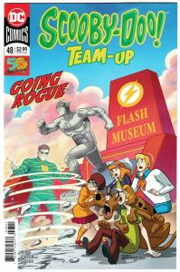 Scooby-Doo Team-Up #48 Flash Museum (DC, 2019) NM