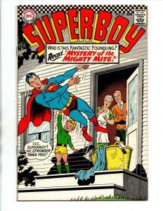 Superboy #137 - Curt Swan - 1967 - FN/VF