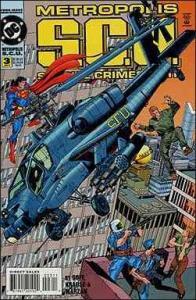 DC METROPOLIS S.C.U. #3 NM