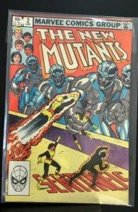 The New Mutants #2 (1983)