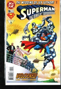 Superman: The Man of Tomorrow #5 (1996)