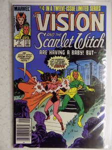 The Vision and the Scarlet Witch #4 (1986)