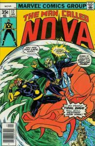 Nova (1st Series) #17 VF/NM; Marvel | save on shipping - details inside