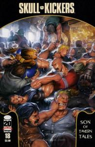 Skullkickers #18 VF/NM; Image | save on shipping - details inside