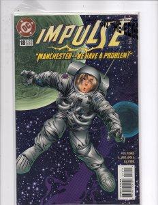 DC Comics Impulse (2000) #18 Mark Waid Story Humberto Ramos Cover & Art