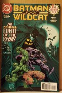 Batman/Wildcat #1 (1997)