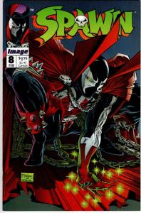 SPAWN #9,8,7 1ST ANGELA  THREE ISSUE LOT $8.50