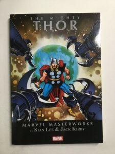 Mighty Thor Marvel Master Works Volume 5 Five Tpb Softcover Near Mint Marvel