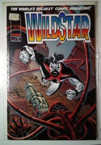 Wildstar #1 (1994) Image 9.4 NM Comic Book
