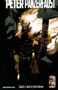 Peter Panzerfaust #15 FN; Image   save on shipping - details inside
