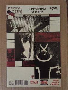 Uncanny X-Men #25 (2014)